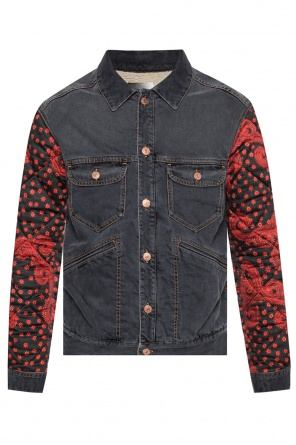 Padded denim jacket od Isabel Marant